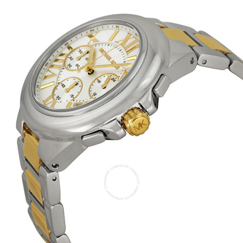 Michael Kors Ladies' Camille Chronograph Watch MK5653