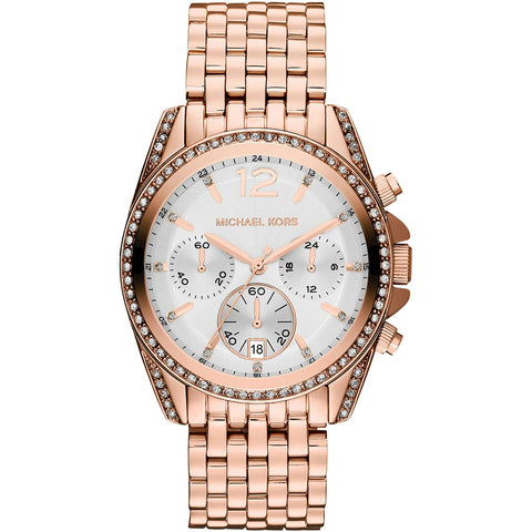 Michael Kors Ladies' Pressley Chronograph Watch MK5836