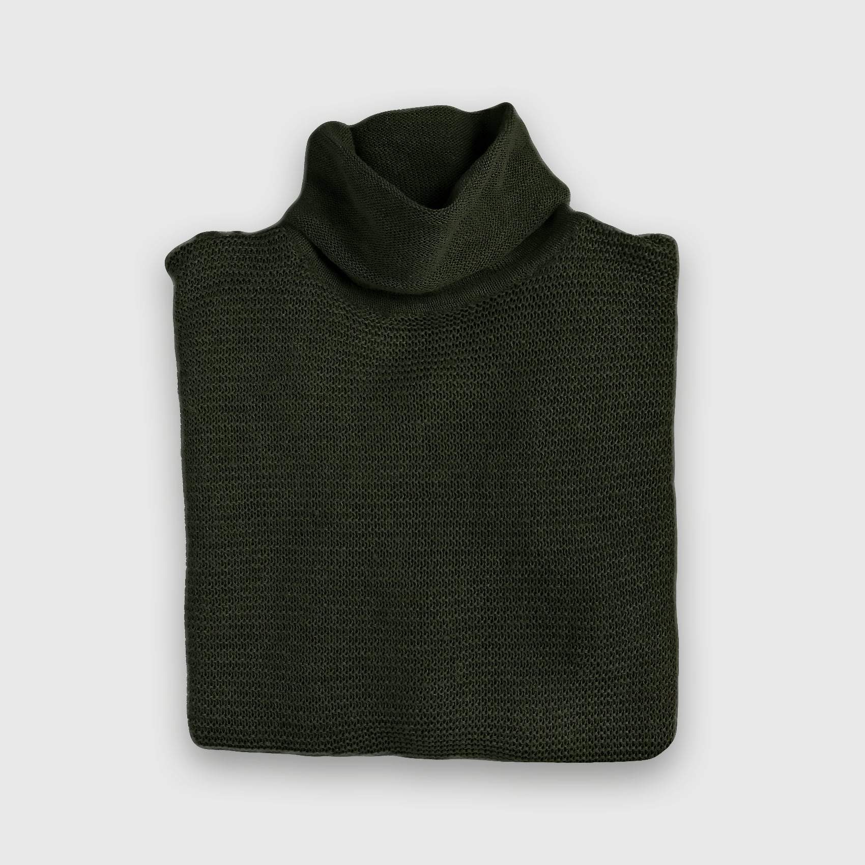 Lupettino Sweater One Opera Campi XXXS Verde Autunno