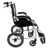 Ergo Transport Chair-Wheelchair-Karman-Gerimart.com