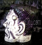 Frankenstein Hand Painted Head