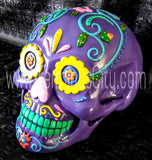 Day Of The Dead Hand Painted Sugar skull