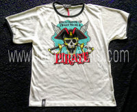 Six Bunnies Kids T-Shirt - Jolly Roger
