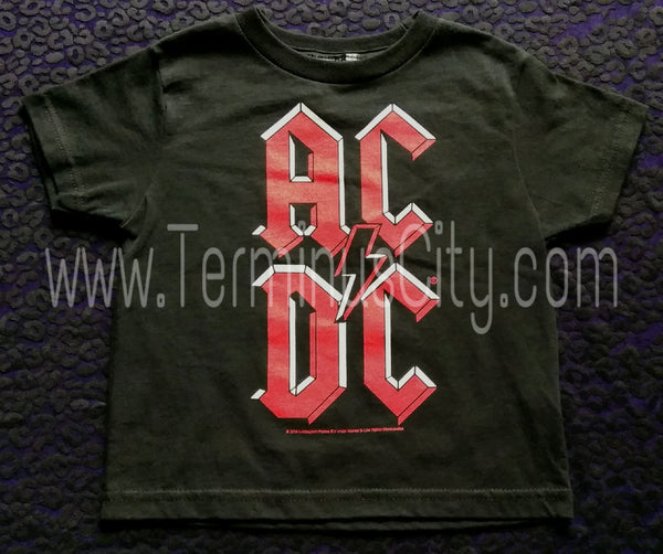 Officially Licensed AC/DC Kids T-Shirt