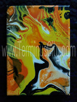 "Handpainted Canvas One-Of-A-Kind 5""x7"" (or Custom Available)"
