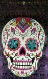 Day Of The Dead Hanging Sugar Skull