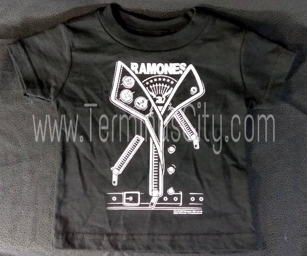 Officially Licensed Ramones Baby T-Shirt