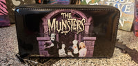 Munsters Large Wallet or Small Purse ☆FREE US SHIPPING☆