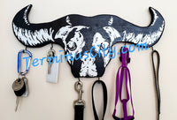 Handmade Danzig Dog Or Custom Art Key/Leash/Mug/Coat Hangers ☆FREE SHIPPING☆