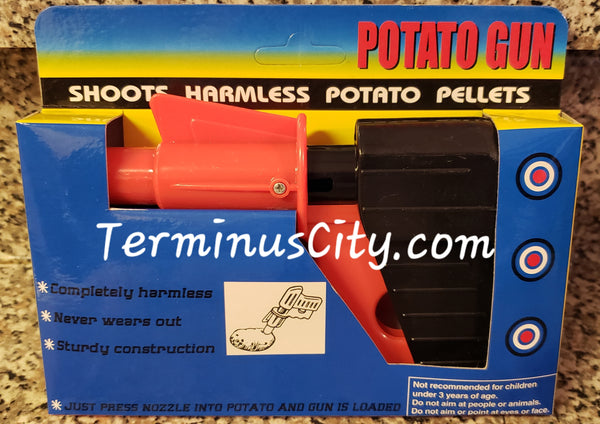 Toy Potato Pellets Gun