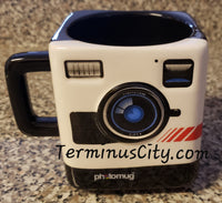 Polaroid Camera 80's Retro Mug