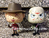 Freddy & Jason Vynl. Funko Horror Movies Set