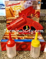 Funny Shooting Condiment Gun