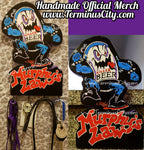HANDMADE Official Murphy's Law Art Key/Leash/Mug/Coat/Guitar Cord Hanger Or Choose