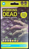 Working Dead Keyboard Stickers