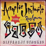 "Angelic Upstarts - Different Strokes 7"" Record - Bill Danforth Collection"