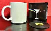 Record Coasters Set - (Set of 2)
