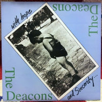 "The Deacons - With Hope & Sincerity 7"" Record (Colored Vinyl)"