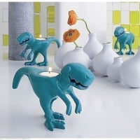 T-Rex Dinosaur Tealight Candle Holder