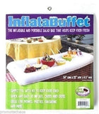 Inflatable Buffet - White