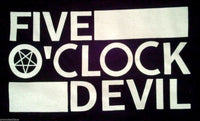 Five O'Clock Devil T-Shirt