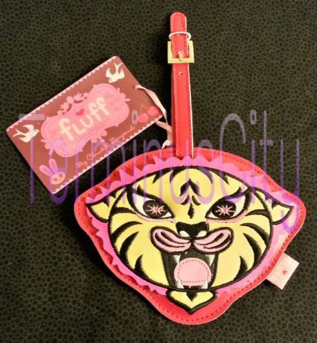 Luggage Tag - Tiger