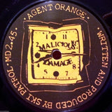 "Ski Patrol - Agent Orange 7"" Record - Bill Danforth Collection"