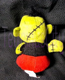 Frankenstein Monster Plush Toy