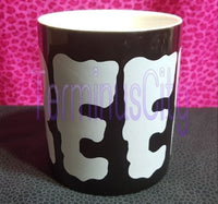 Creep Coffee Mug - Black