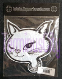 Liquor Brand Patch - Big Blue Kitty