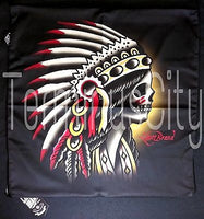 Indian Chief Pillow Cover - Chieftain