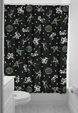 Monster Mosh Band Shower Curtain