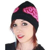 Brains Knit Cap