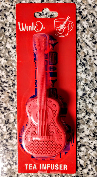 Guitar Shaped Tea Infuser