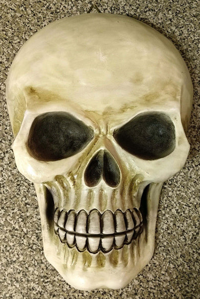 Huge Skull Hanging Horror Decoration