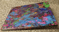 "Handpainted Canvas One-Of-A-Kind 10""x12"" (or Custom Available)"