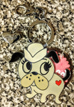 Sailor Dog Keyring