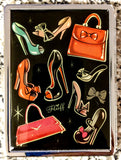 Meatl ID Case - Pinup's Closet