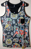 Tattoo Flash Tanktop Women's XXL