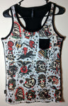 Tattoo Flash Tank Top Women's XL