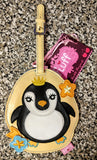 Luggage Tag - Penguin