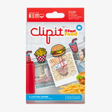 Clip-It Picture Hangers - Fast Food