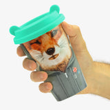 Coffee Crew Tumbler - Fox
