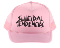 Official Suicidal Tendencies - Girls Flip Up Hat *FREE SHIPPING*