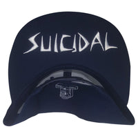 Official Suicidal Tendencies - Embroidered Baseball Hat *FREE SHIPPING*