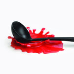 Splash Blood / Paint Spoon Rest / Keys Bowl