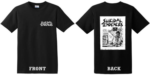 Official Suicidal Tendencies - Institutionalized T-Shirt