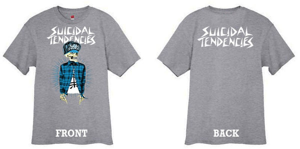 Official Suicidal Tendencies - Vato T-Shirt *FREE SHIPPING*