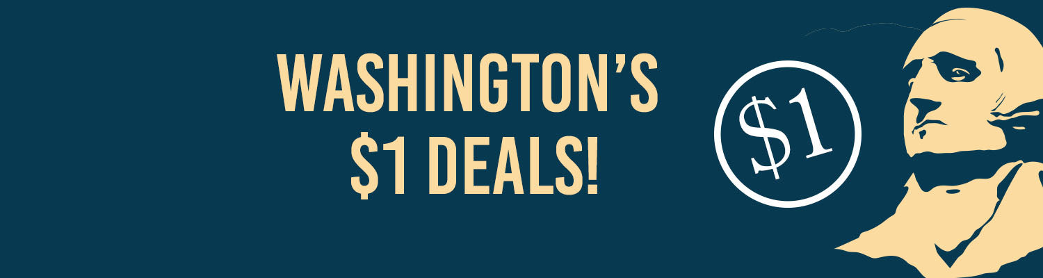 Washington's $1.00 Fishing Tackle Deals