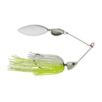Freedom Tackle 7/16 oz Spinnerbait - Silver Blades